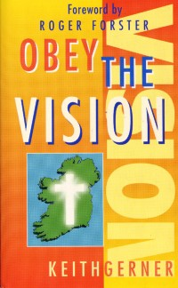 Obey the Vision - book cover pic