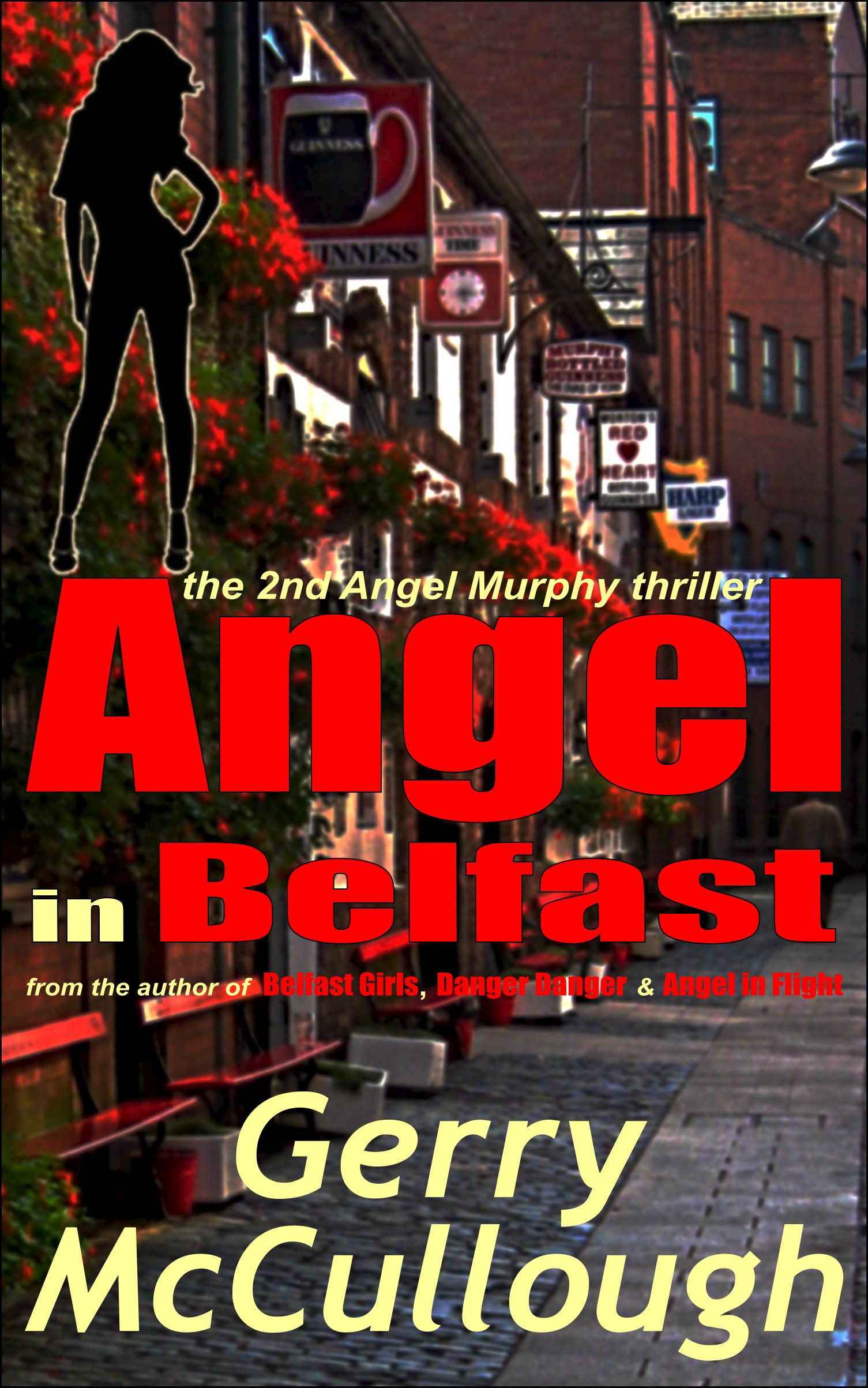 Buy Angel in Belfast from Amazon & other outlets