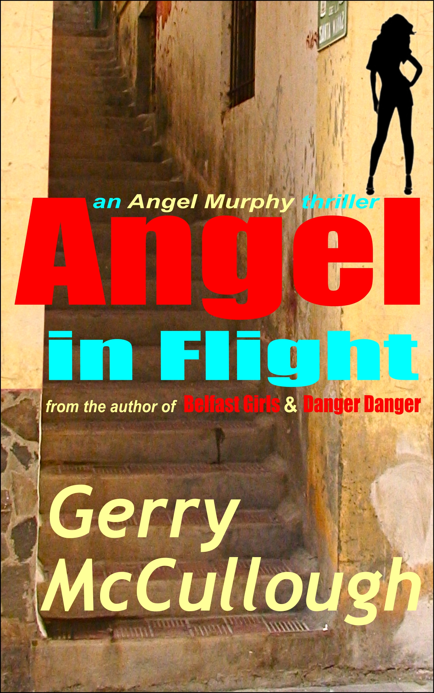 Angel in Flight - more info