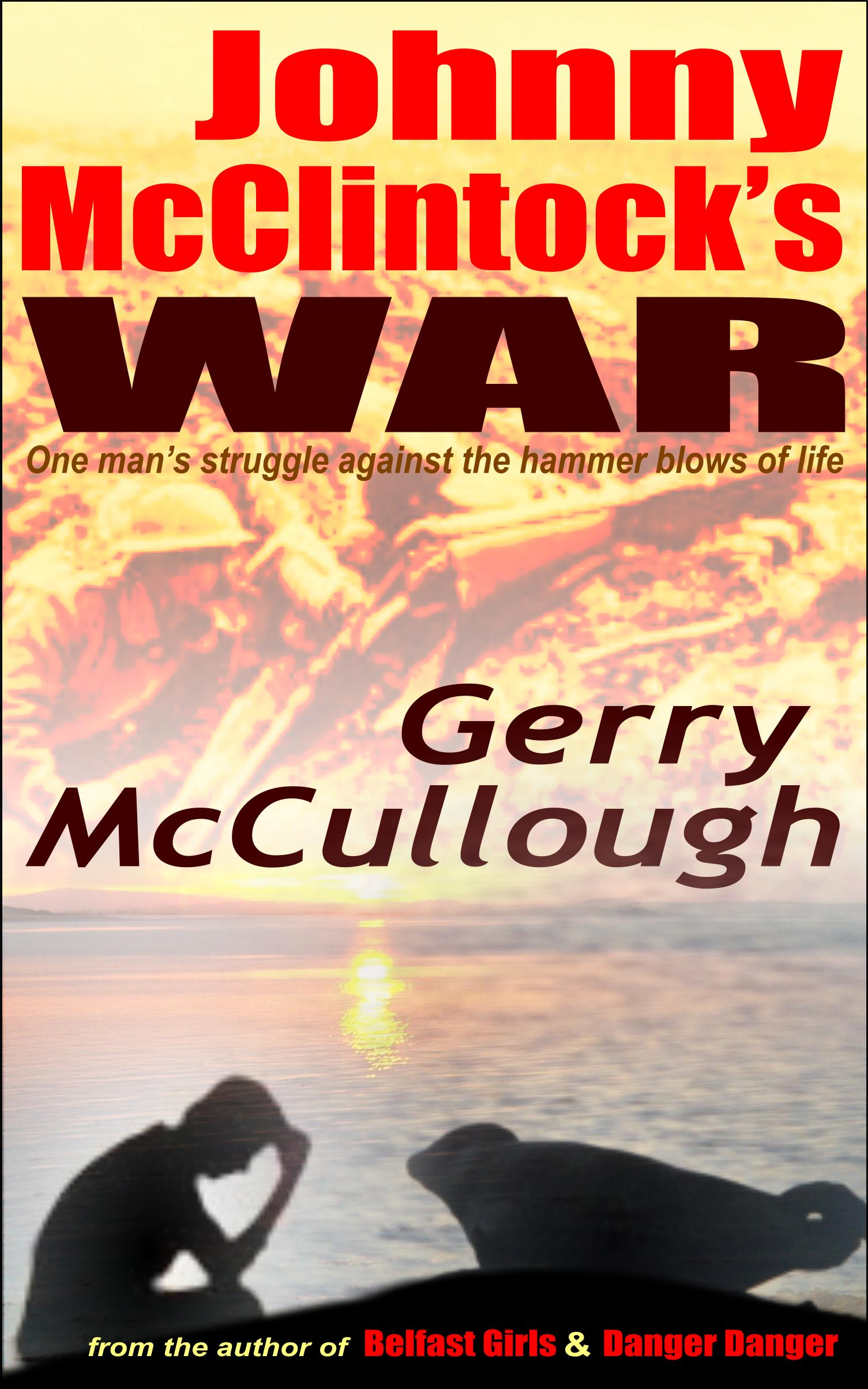 Buy Johnny McClintock's War from Amazon & other outlets