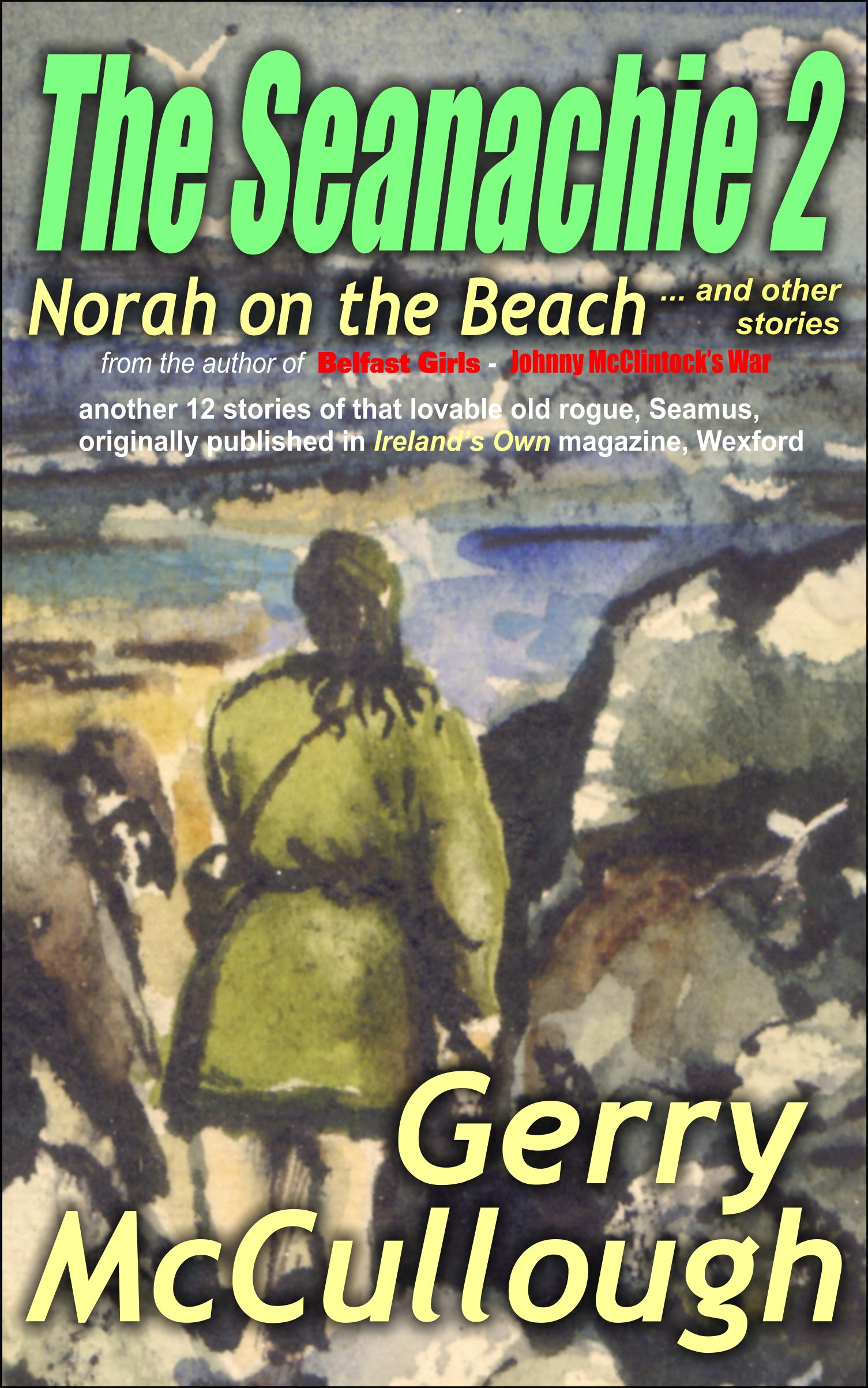 Buy 'The Seanachie 2: Norah on the Beach and other stories' from Amazon & other outlets