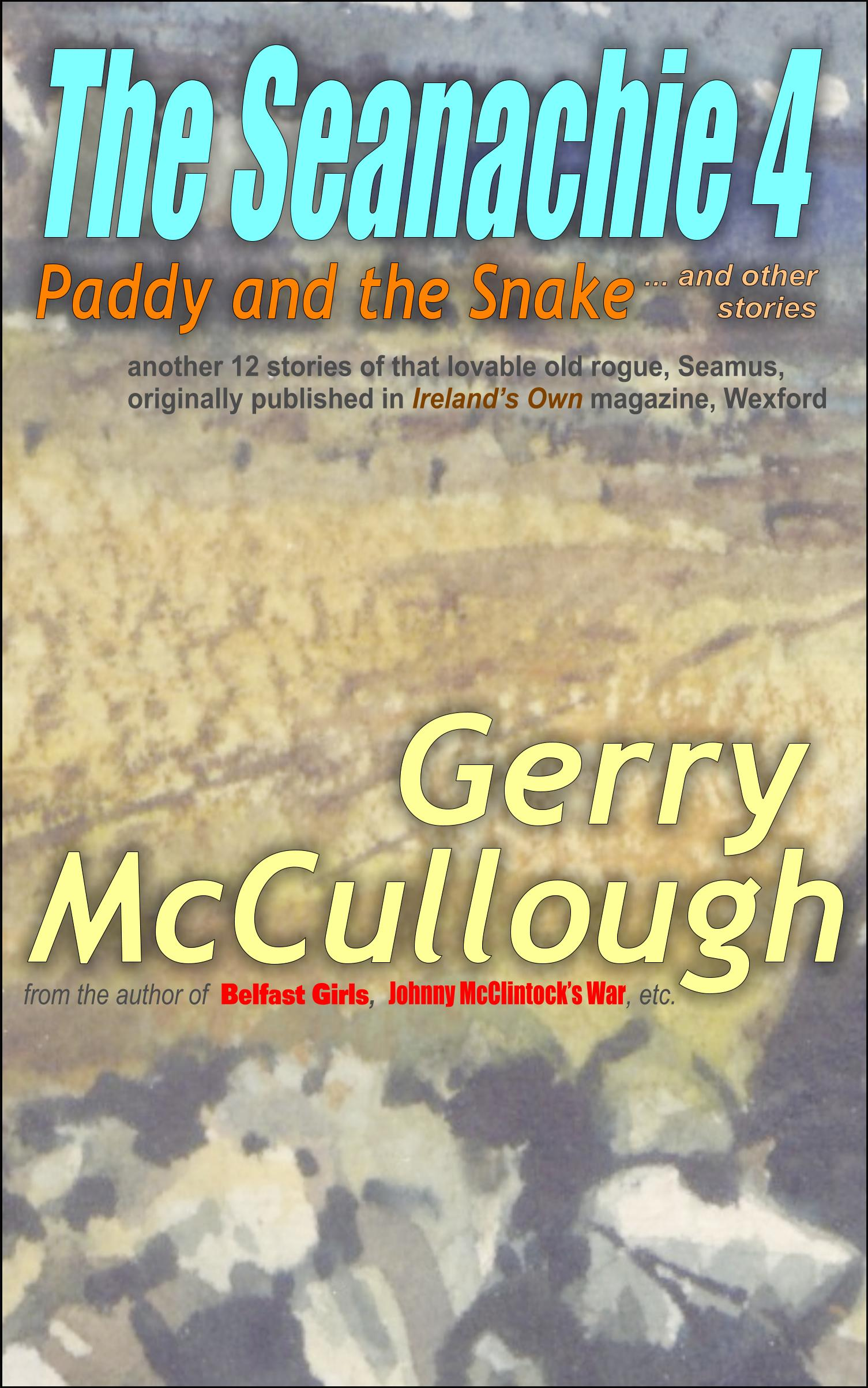 Buy 'The Seanachie 4: Paddy and the Snake and other stories' from Amazon & other outlets