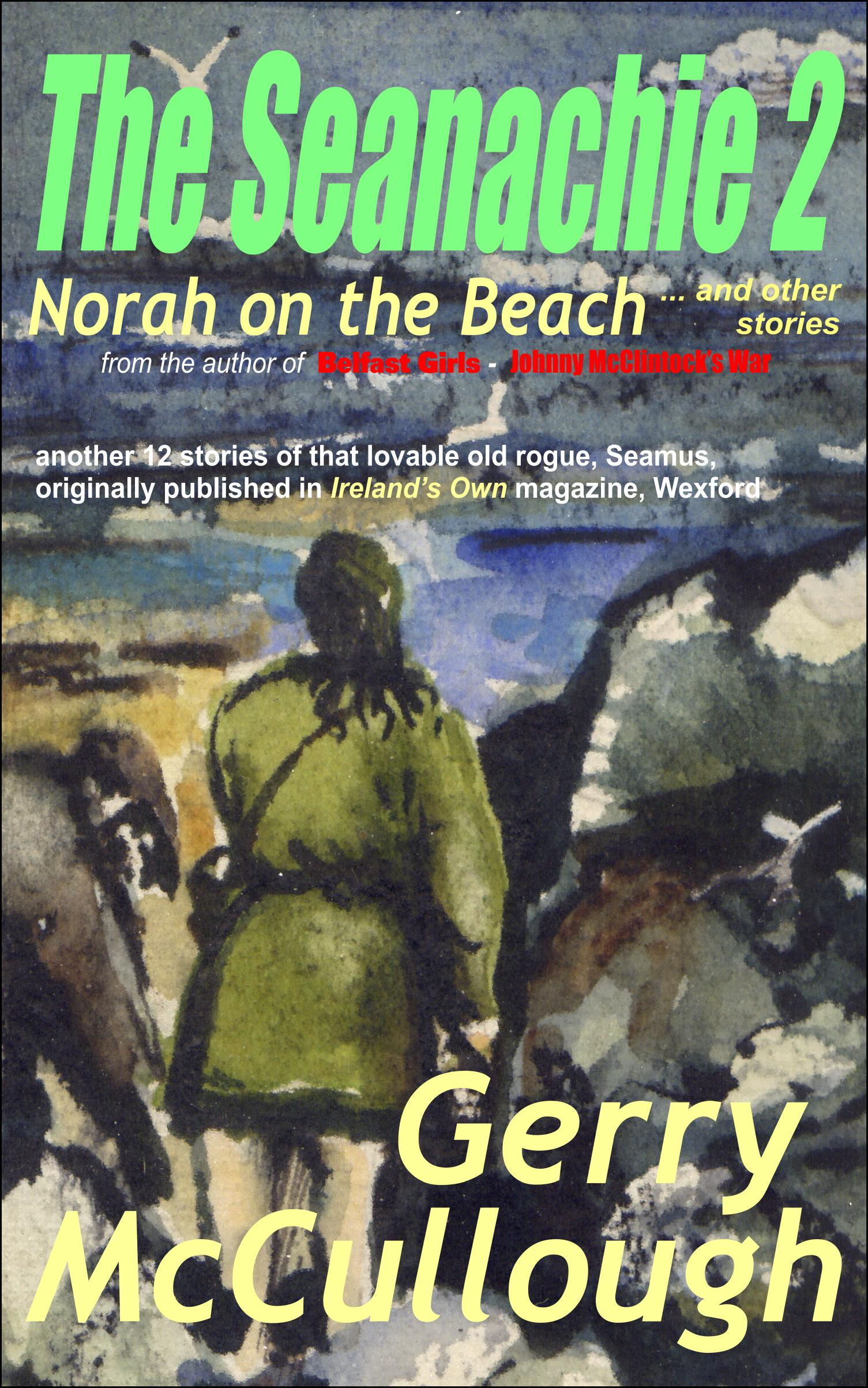 Buy 'The Seanachie 2: Norah on the Beach and other stories from Amazon & other outlets