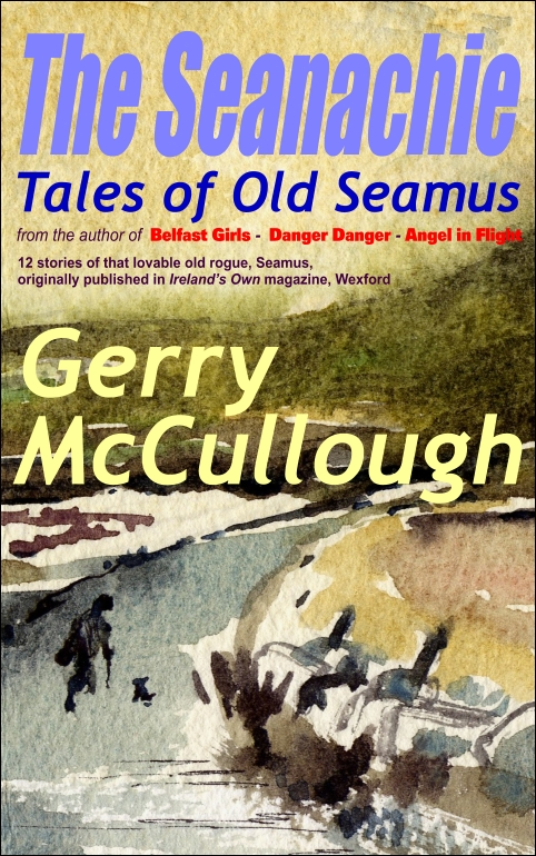 Buy 'The Seanachie: Tales of Old Seamus' from Amazon & other outlets