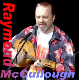 Raymond McCullough - music podcast
