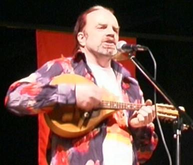 Raymond & mandolin